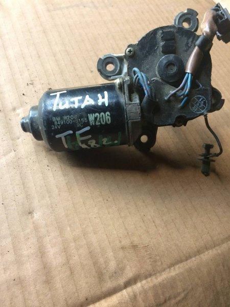 Мотор стеклоочистителя Mazda Titan (б/у)