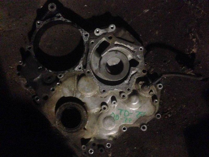 Лобовина двигателя Nissan Atlas AF22 TD23 (б/у)