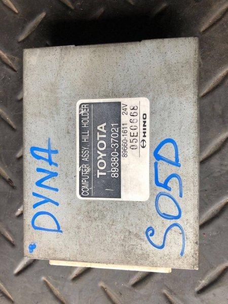 Блок управления двигателем Toyota Dyna BU400 15BFTE (б/у)