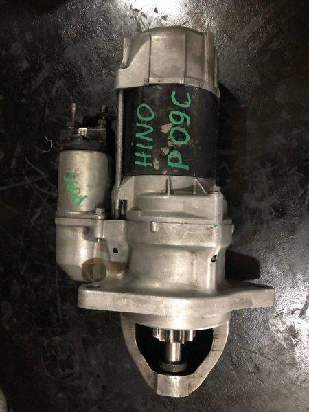 Стартер Hino Fn P09C (б/у)