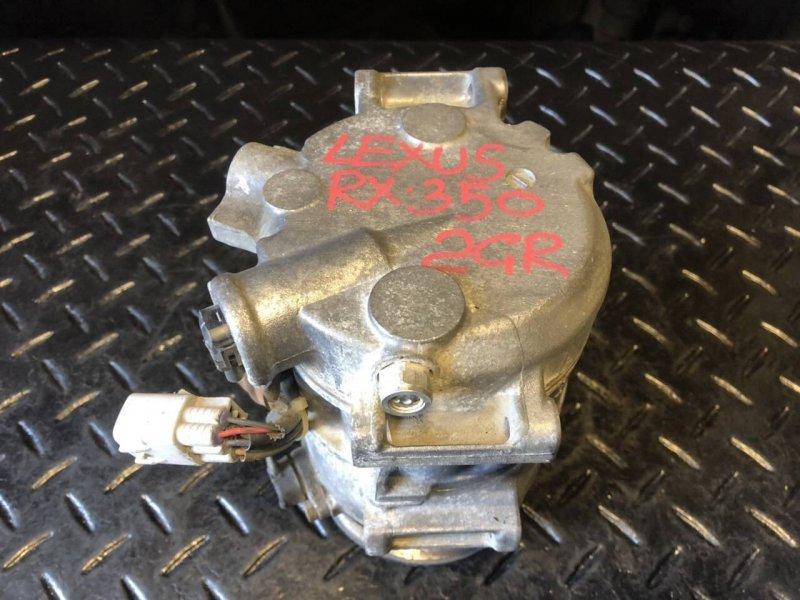 Воздушный компрессор Toyota Alphard 2GRFSE (б/у)