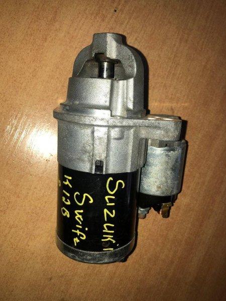 Стартер Suzuki Swift K12B (б/у)