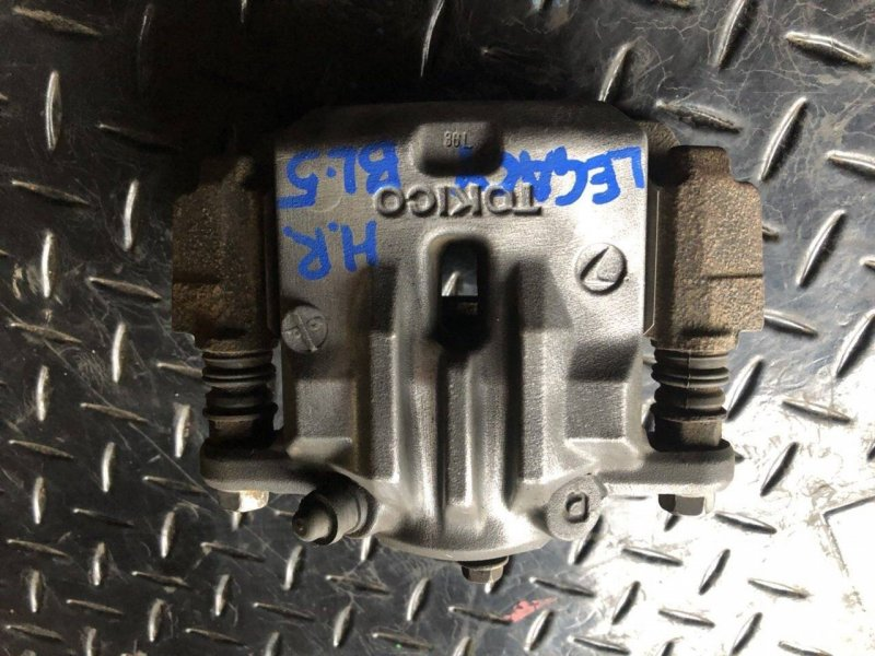 Суппорт Subaru Legacy B4 BL5 задний правый (б/у)