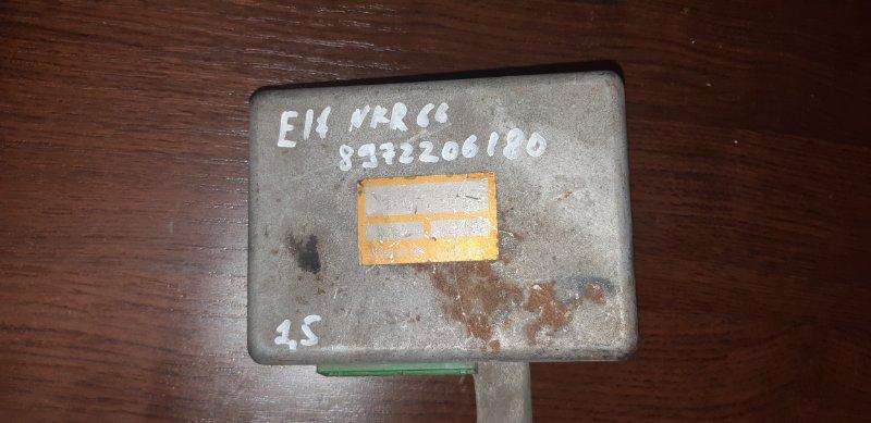 Блок управления двигателем Isuzu Elf NKR66 (б/у)