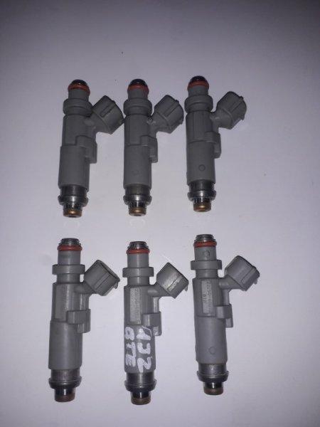 Форсунка топливная (инжектор) Toyota Chaser 1JZGTE (б/у)
