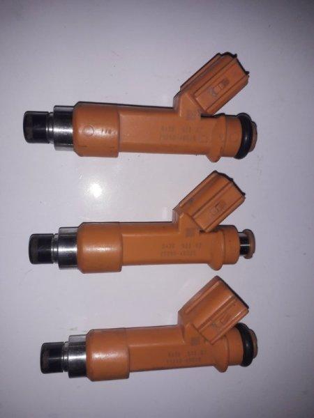 Форсунка топливная (инжектор) Toyota Passo 1KRFE (б/у)