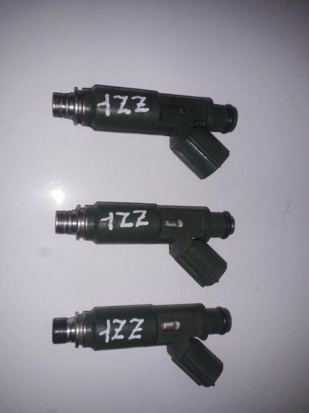 Форсунка топливная (инжектор) Toyota Corolla Spacio 1ZZFE (б/у)