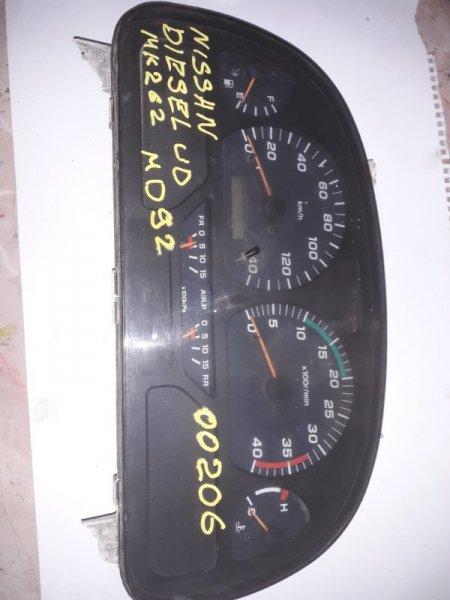 Панель приборов Nissan Diesel MK262 MD92 (б/у)