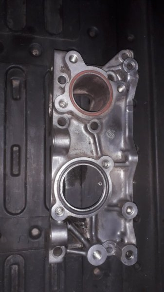 Лобовина двигателя Isuzu Giga 6WA1TCR (б/у)