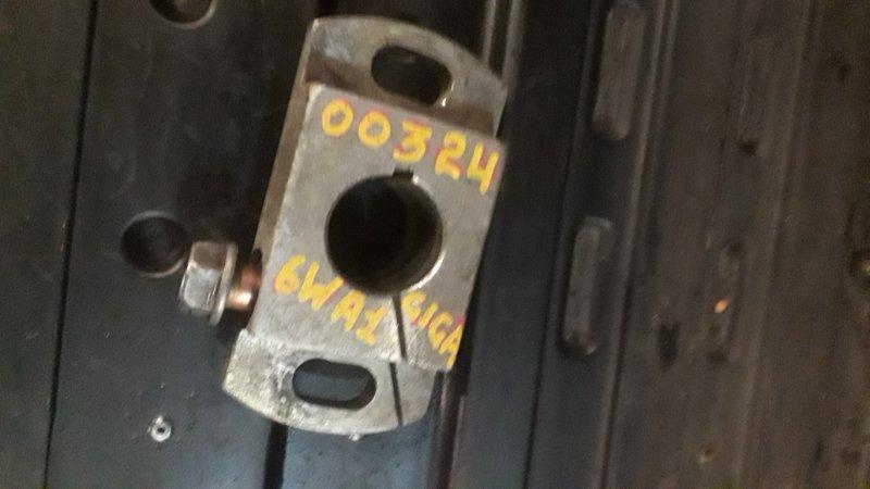 Фланец воздушного компрессора Isuzu Giga 6WA1TCR (б/у)