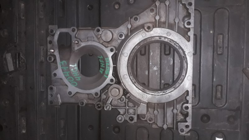 Лобовина двигателя Isuzu Elf 4HG1 (б/у)
