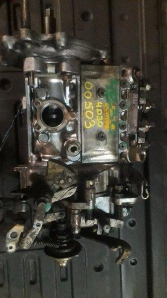 Топливный насос высокого давления Mitsubishi Canter 4D30 (б/у)