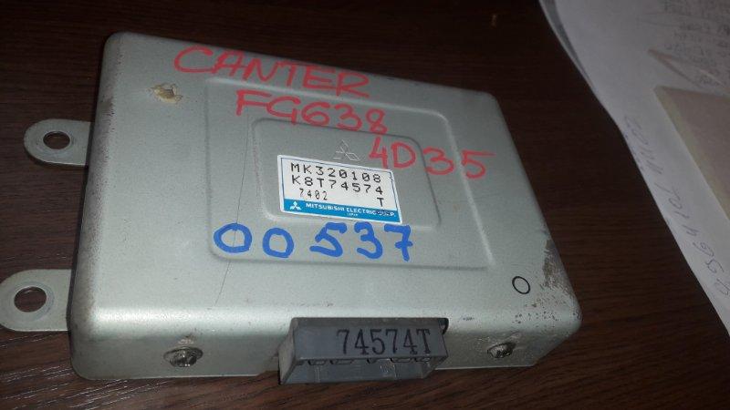 Блок управления Mitsubishi Canter FG638 4D35 (б/у)