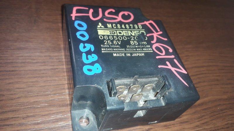 Реле поворотов Mitsubishi Fuso FK417 6D16 (б/у)