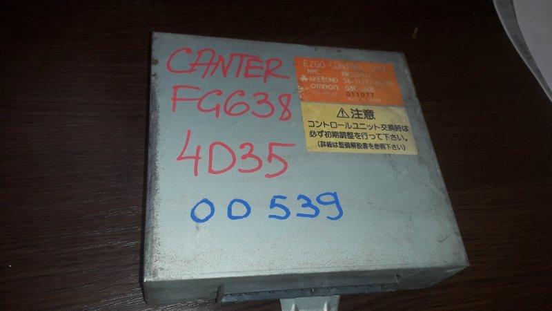 Блок комфорта Mitsubishi Canter FE638E 4D35 (б/у)