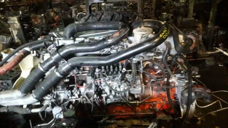 Двигатель Isuzu Giga 6WA1TCC (б/у)