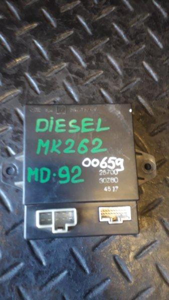 Блок управления свечами накала Nissan Diesel Ud MK262 MD92 (б/у)