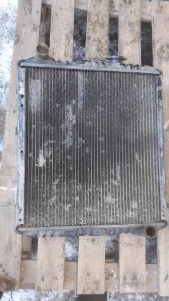 Радиатор Isuzu Elf 4HF1 (б/у)