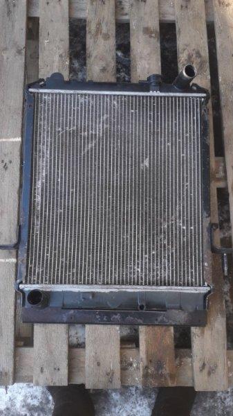 Радиатор Isuzu Elf 4HL1 (б/у)