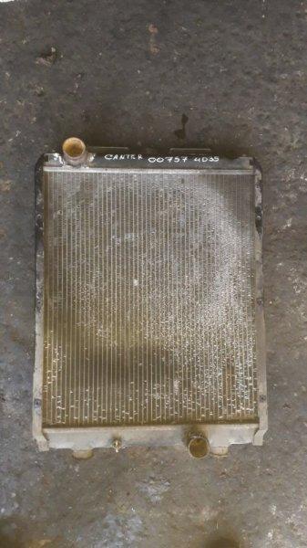 Радиатор Mitsubishi Canter 4D33 (б/у)