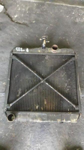 Радиатор Nissan Diesel Ud CM87 ED6 (б/у)