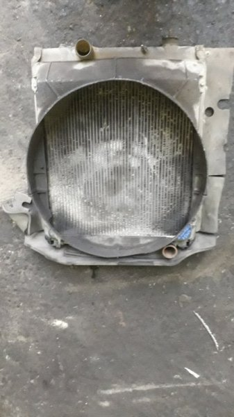 Радиатор Mitsubishi Canter 4M51 (б/у)