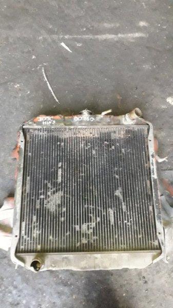 Радиатор Hino Ranger J05C (б/у)