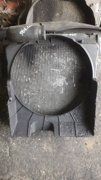 Радиатор Mitsubishi Canter 4D34T (б/у)