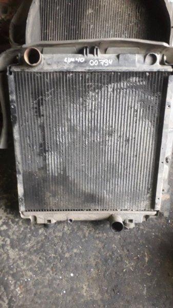 Радиатор Mitsubishi Canter 4M40 (б/у)