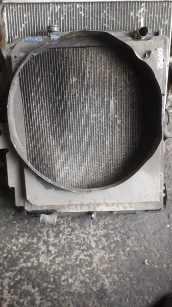 Радиатор Nissan Condor FD46T (б/у)