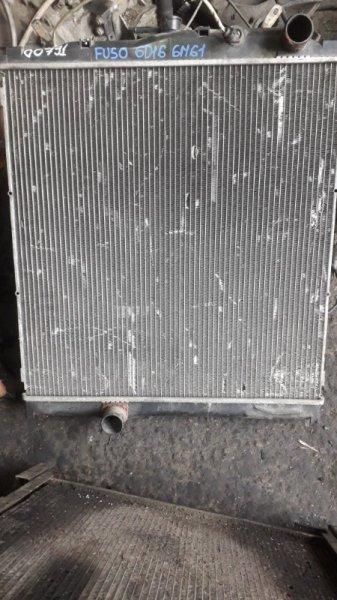 Радиатор Mitsubishi Fuso 6M61 (б/у)