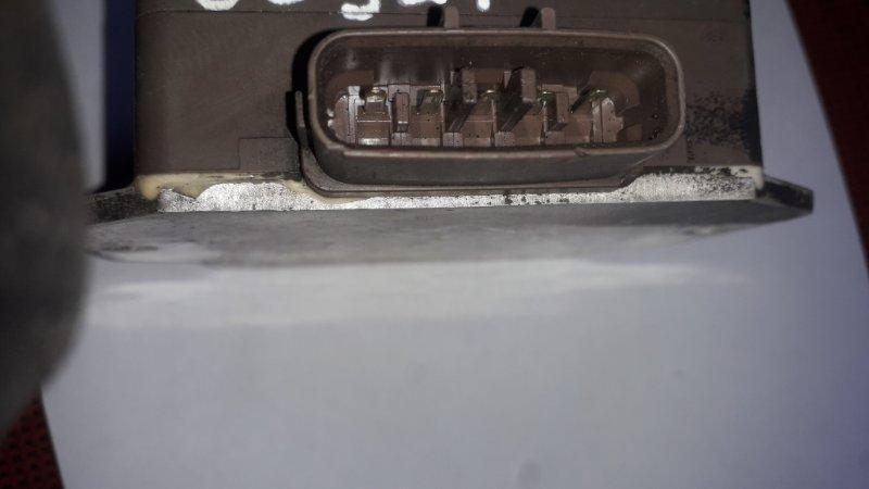 Блок управления тнвд Mazda Titan 4HG1 (б/у)