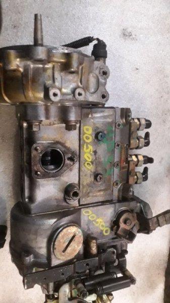 Топливный насос высокого давления Mitsubishi Canter 4D33 (б/у)
