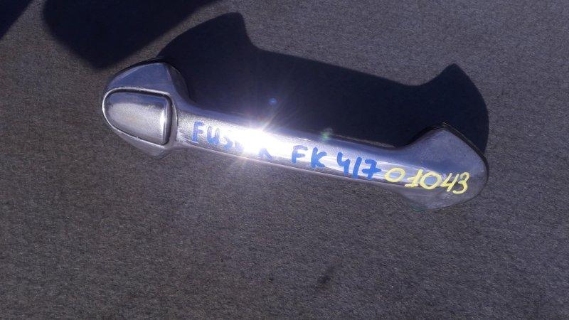 Ручка двери Mitsubishi Fuso FK616H 6D16 1995 передняя правая (б/у)