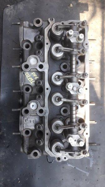 Головка блока цилиндров Nissan Diesel Ud PF6 (б/у)