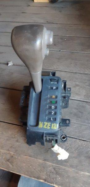 Селектор кпп Toyota Fielder NZE121 1NZFE (б/у)