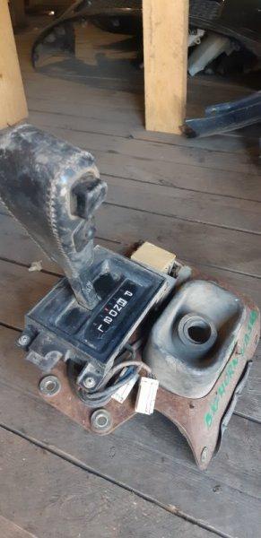 Селектор кпп Isuzu Bighorn UBS69 (б/у)