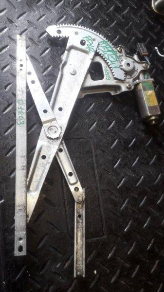 Механизм стеклоподьемника Nissan G2H41 FD42 передний левый (б/у)