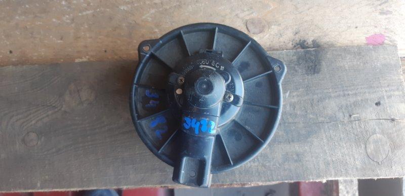 Мотор отопителя Toyota Funcargo NCP20 (б/у)