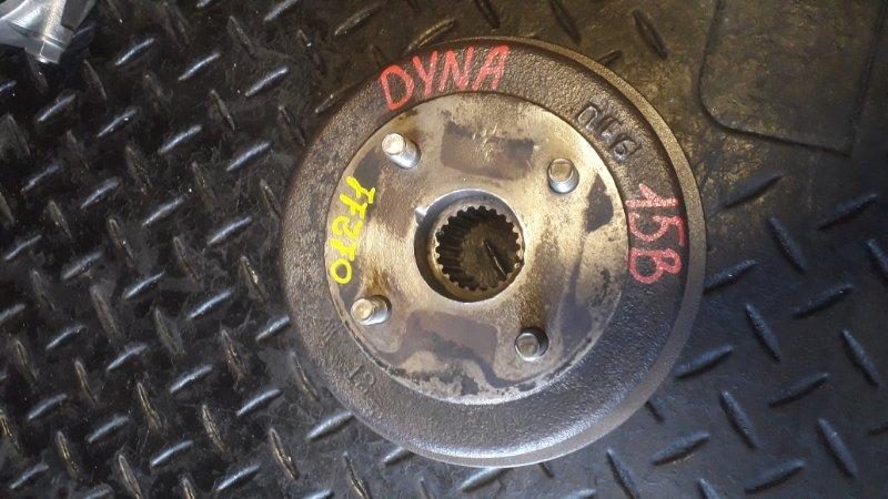 Барабан ручника Toyota Dyna 15B (б/у)