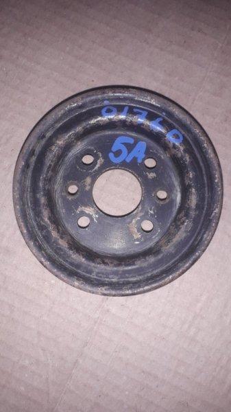 Шкив помпы Toyota 5A-FE (б/у)
