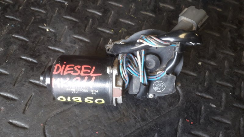 Мотор стеклоочистителя Nissan Diesel Ud MK210 FE6 1995 (б/у)
