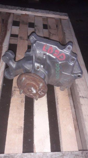 Помпа водяная Nissan LD20 (б/у)