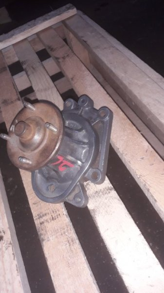 Помпа водяная Toyota 2L (б/у)