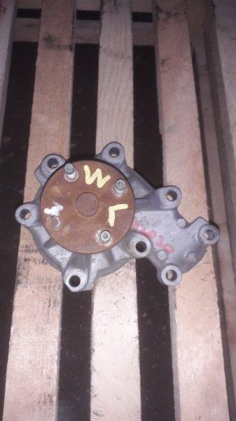 Помпа водяная Mazda WL-T (б/у)