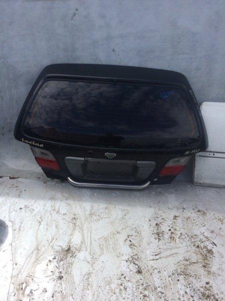 Дверь багажника Nissan Pulsar N15 задняя (б/у)
