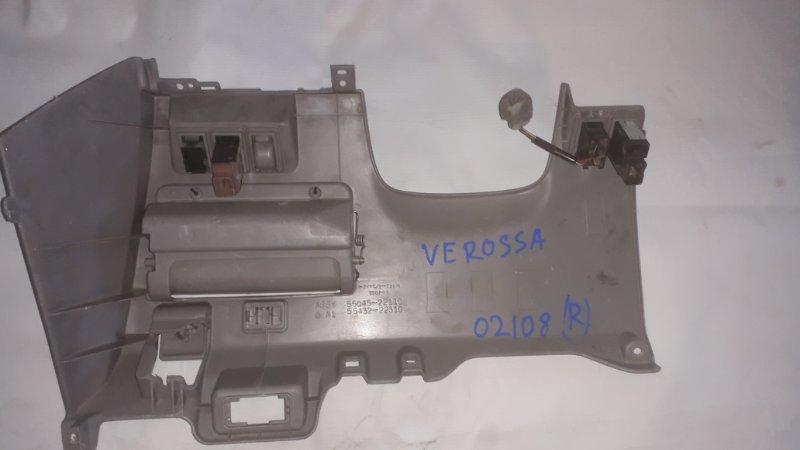 Вставка в торпеду Toyota Verossa JZX110 (б/у)