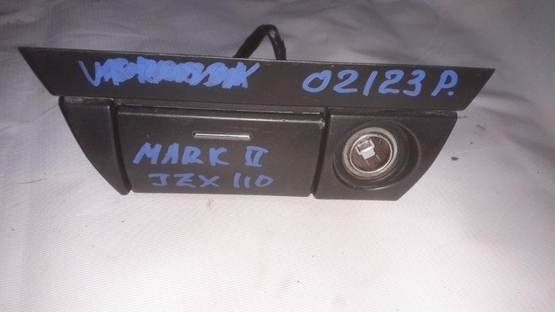 Пепельница Toyota Mark Ii JZX110 (б/у)