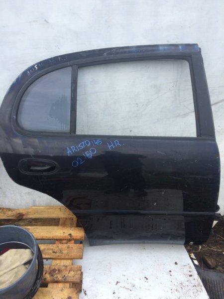 Дверь Toyota Aristo JZS145 задняя правая (б/у)