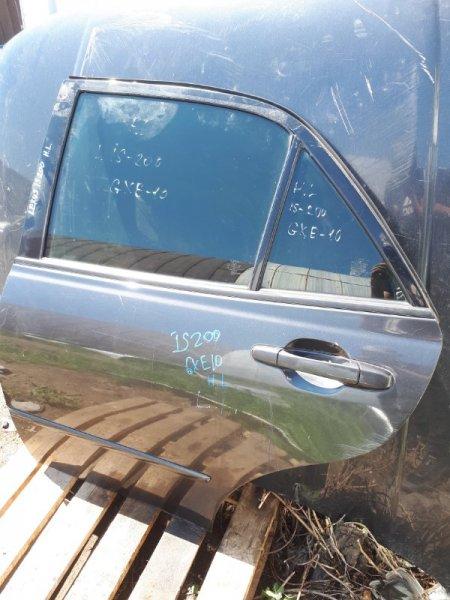 Дверь Lexus Is200 GXE10 задняя левая (б/у)